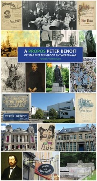 Antwerps eerherstel voor Peter Benoit