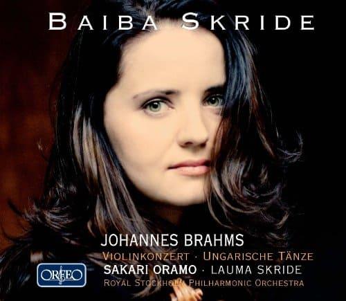 Johannes Brahms   Violinkonzert – Ungarische Tänze