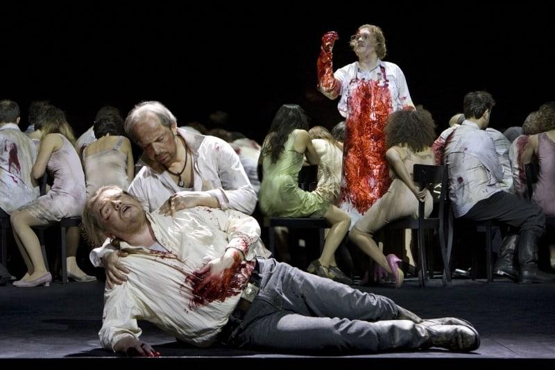 La Forza del destino in Vlaamse Opera