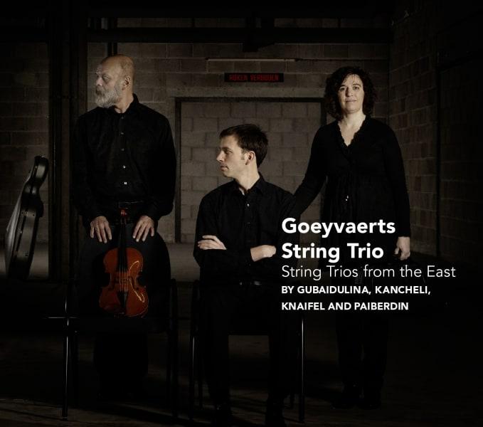 Goeyvaerts String Trio: niet de weg van de minste weerstand