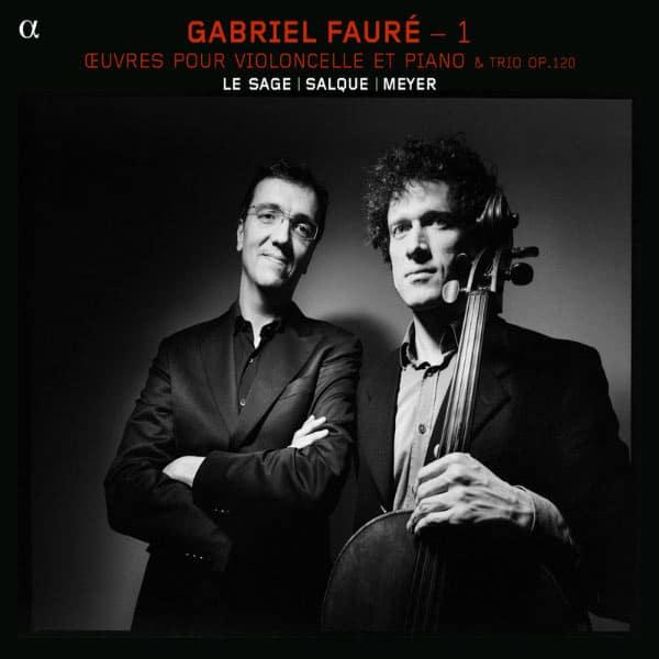 Kamermuziek van Gabriel Fauré