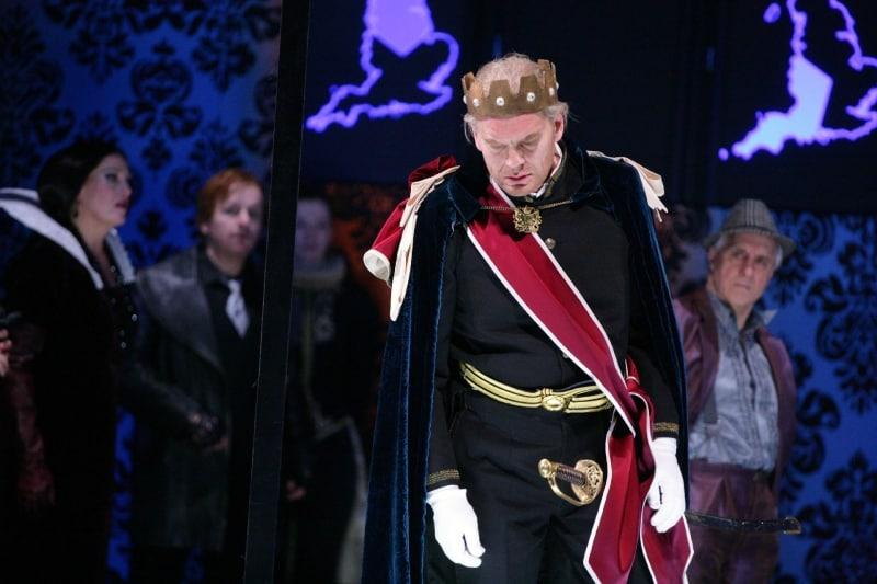 Een geslaagd operaweekend in Frankfurt