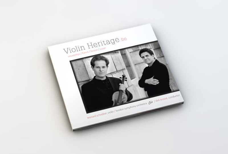 Violin Heritage.be