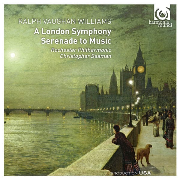 A London Symphony – Serenade to Music
