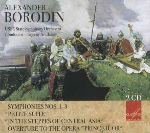 Historische opnames – Yevgeny Svetlanov