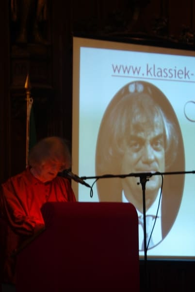 Interview  Sigiswald Kuijken