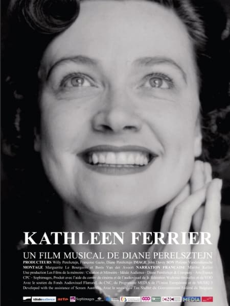 Kathleen Ferrier (22 april1912 – 8 okt 1953) – een eeuw stem