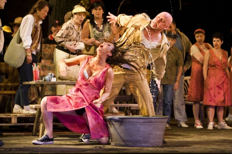 Carmen in Vlaamse Opera