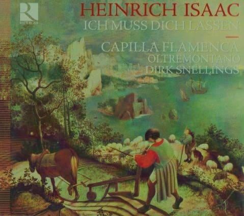 Renaissancemuziek à volonté – deel 1