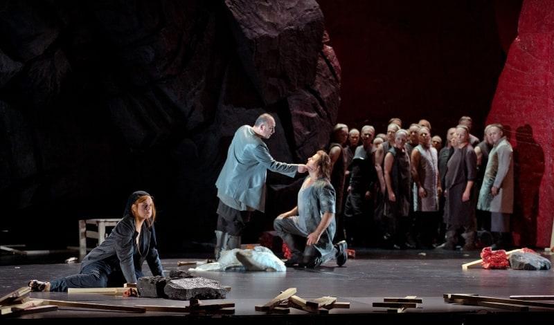 Parsifal in Nederlandse Opera Amsterdam