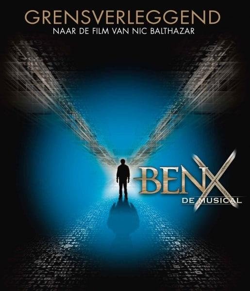 """""""BEN X"""" de musical"""