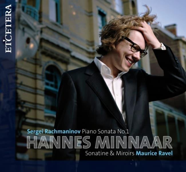 Hannes Minnaar met Rachmaninov en Ravel