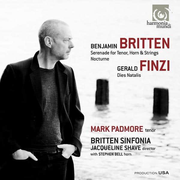 Mark Padmore zingt Britten…