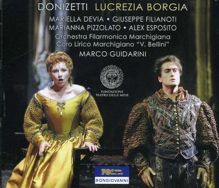 Lucrezia Borgia van Gaetano Donizetti