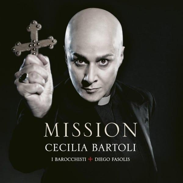 Cecilia Bartoli: Mission, de cd…