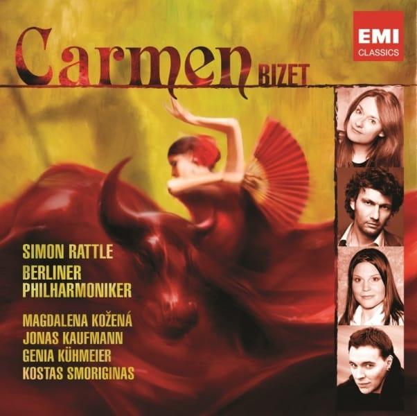 Nieuwste 'Carmen' bij EMI