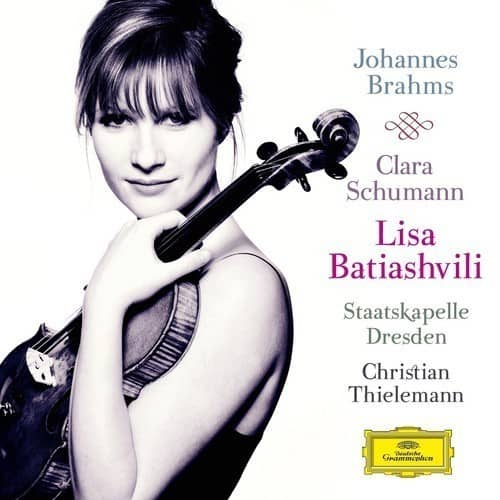 Brahms' vioolconcerto…