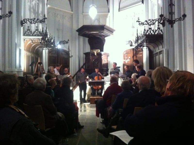 Dubbelconcert: Cappella Pratensis en Trio Goeyvaerts