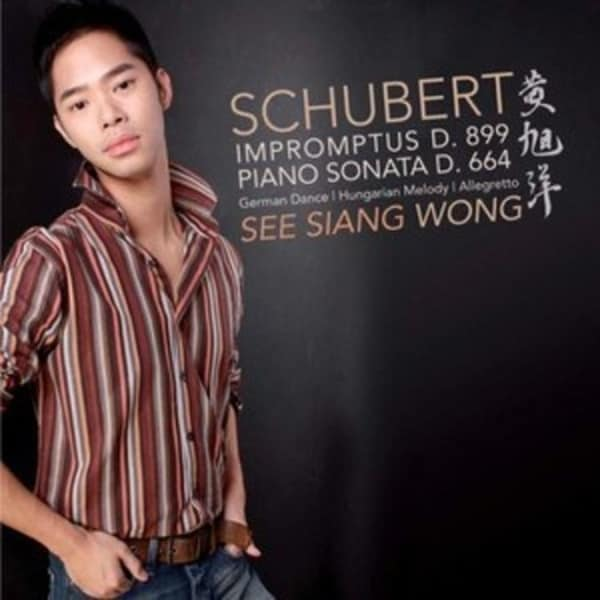 Pianistieke ode aan Schubert