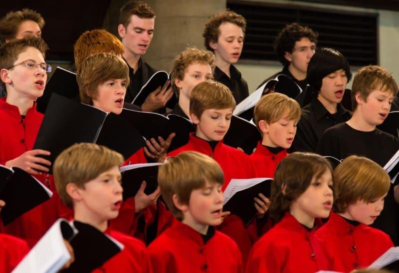 Coronation Anthems van Händel