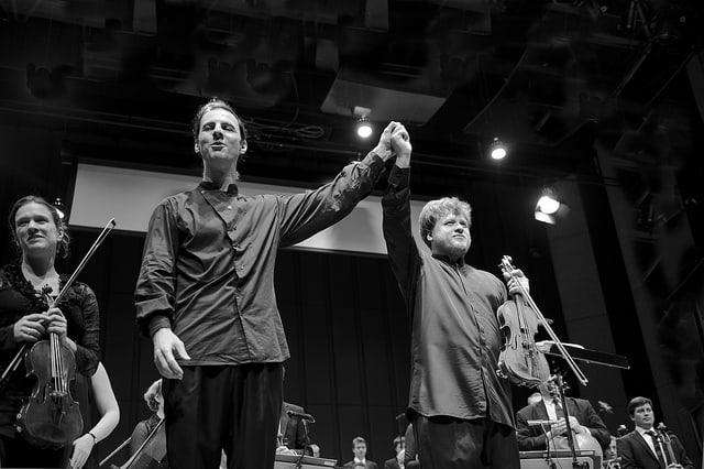 Britten -Shostakovich Trilogie