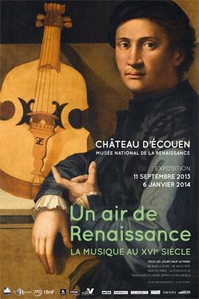 """""""Un air de  Renaissance"""" en """"L'Europe musicale de la Renaissance""""."""