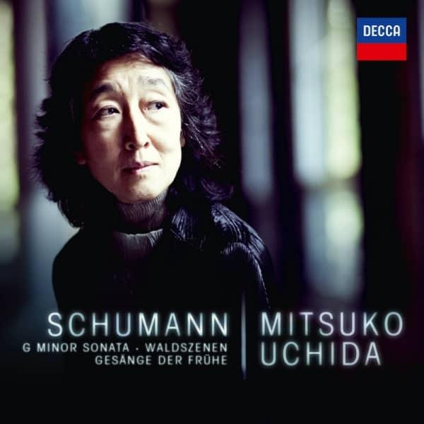 Mitsuko Uchida plays  Robert Schumann