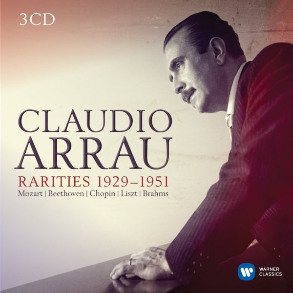Claudio Arrau, piano