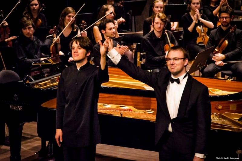 Lustrum Laureatenconcert Elisabethiade Leuven