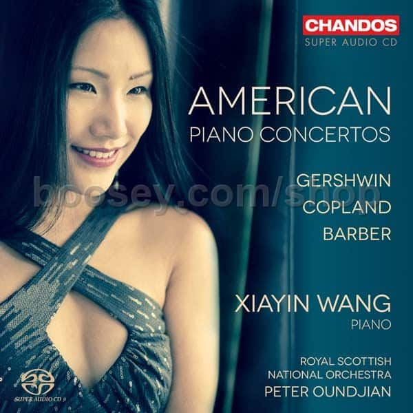 Virtuoze, Amerikaanse  Pianoconcerti