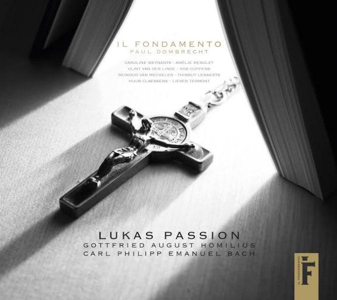 Il Fondamento, Lukas Passion, C.P.E. Bach