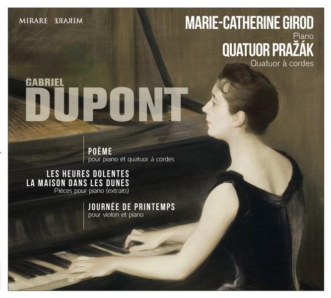 Gabriël Dupont ((1878-1914)