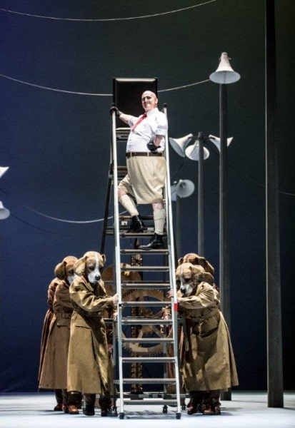 L'Etoile in De Nationale Opera