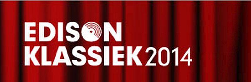 Winnaars Edison Klassiek 2014