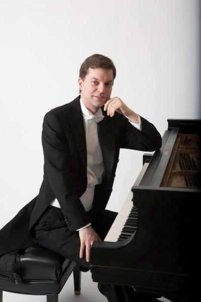 De Schumann in pianist Fellner