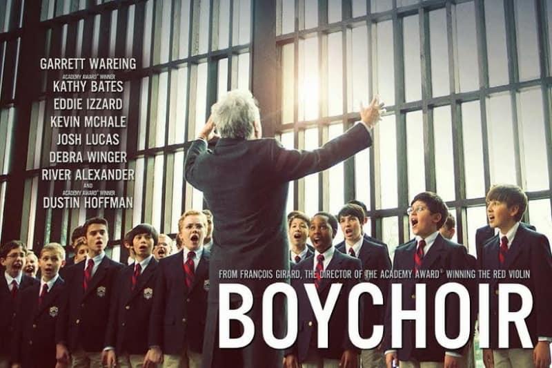 Première film 'Boychoir'
