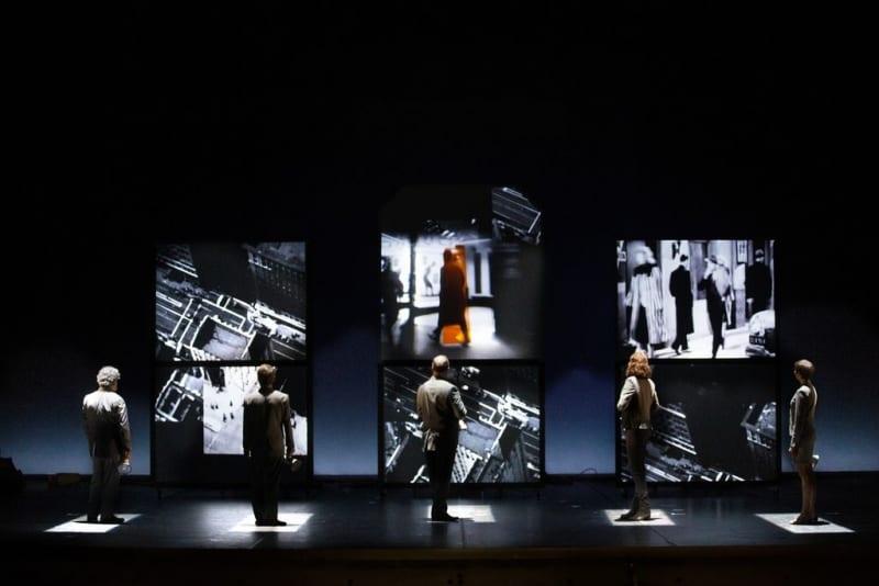 Private View, wereldpremière van Muziektheater Transparant