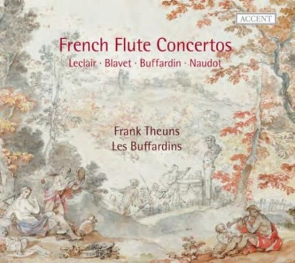 Frank Theuns en Les Buffardins