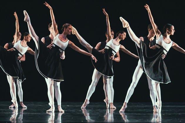 Ballet Vlaanderen 'Fall' (wereldpremière)