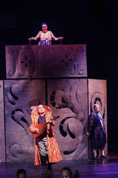 Don Giovanni 1815: bezield en humoristisch muziektheater