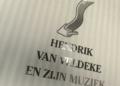 Hendrik Van Veldeke en zijn muziek