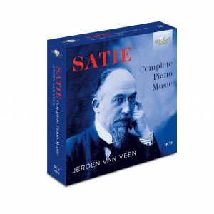 Erik Satie Complete Piano Music