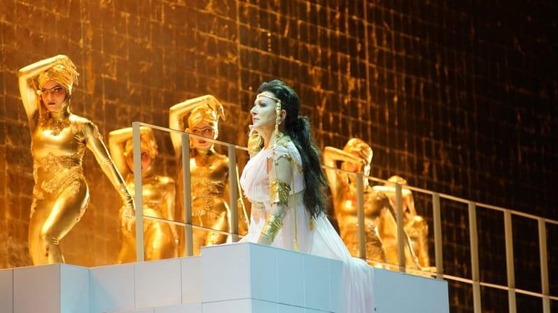 Salzburger Festspiele: Die Liebe Der Danae, Faust