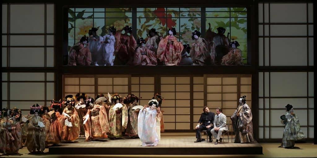 Madama Butterfly in Teatro Alla Scala di Milano
