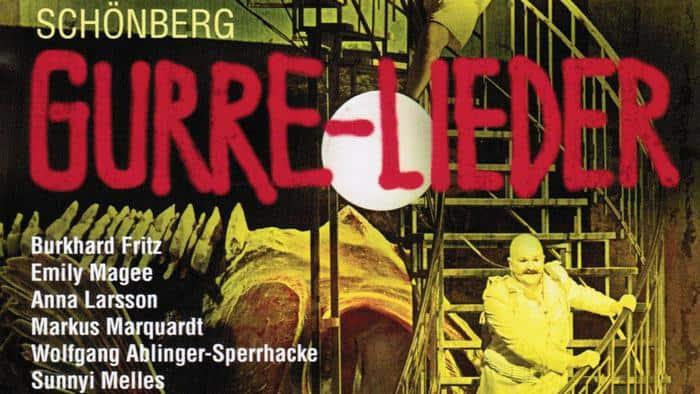 Arnold Schönbergs Gurre-Lieder als muziektheaterproductie