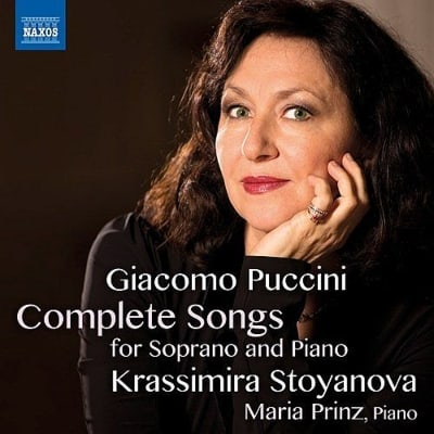 Giacomo Puccini: Complete songs