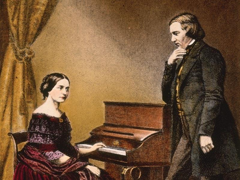 Liebesfrühling – Clara en Robert Schumann