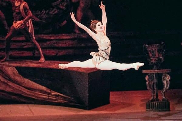 Promoties en nieuwe namen bij Ballet Vlaanderen