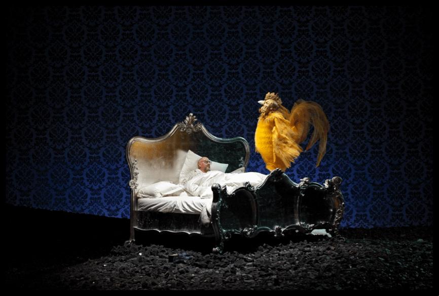 Muntopera De Gouden Haan wint prijs van de Franse kritiek