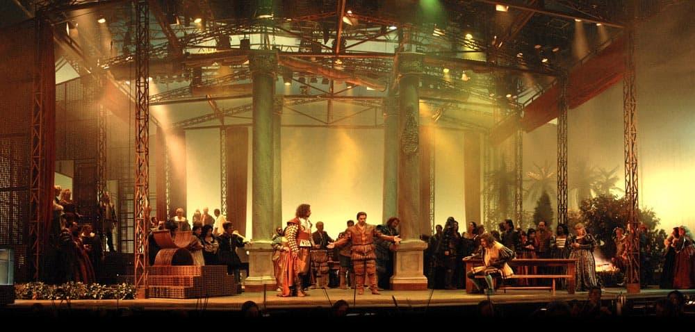 Otello, een prachtige kostuumopera